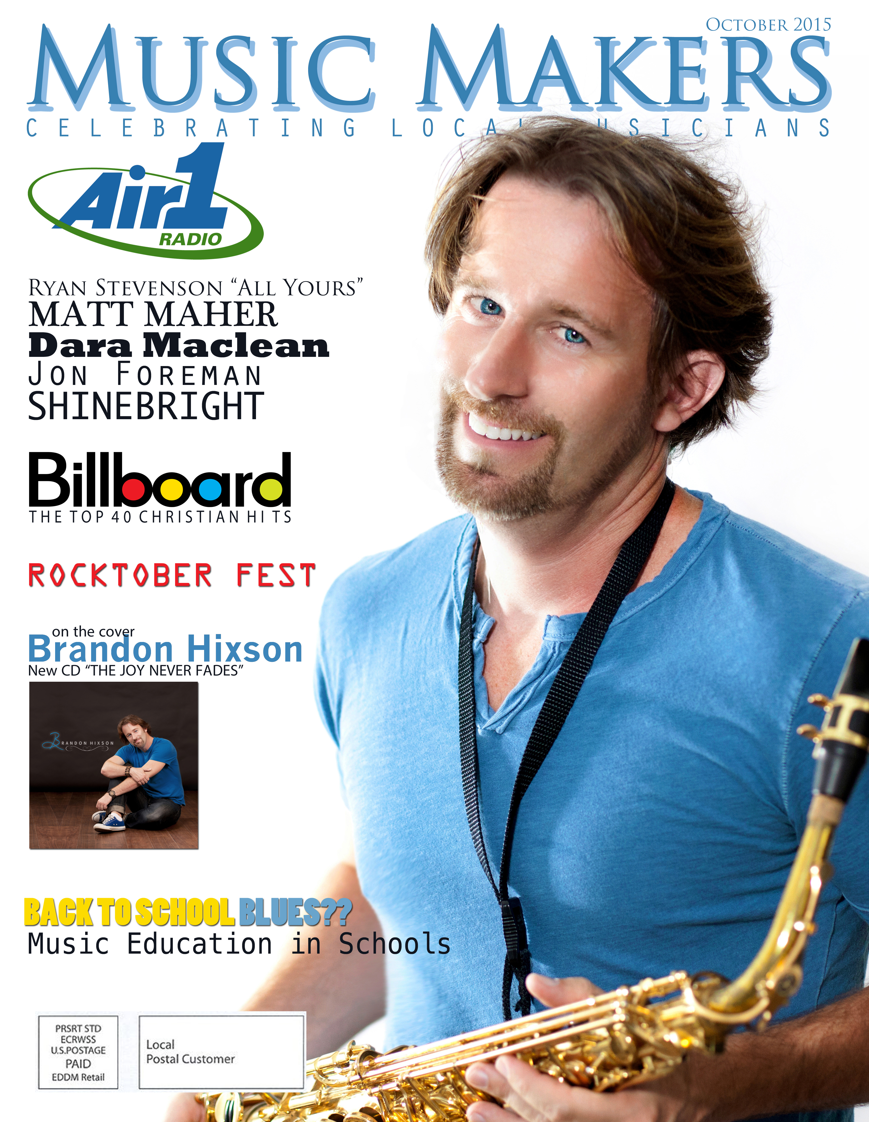 Brandon Hixson Music Makers